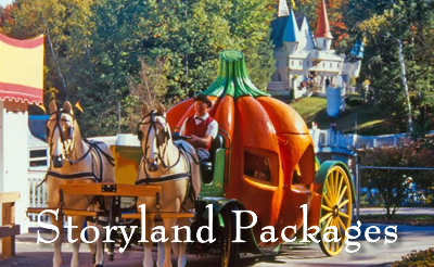 Storyland packages and Tickets