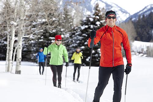 Jackson NH cross-country skiing